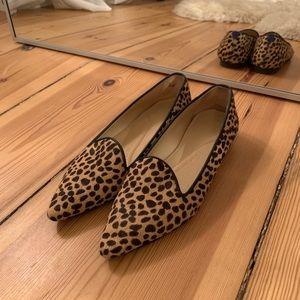 Chatelles Leopard Flats EU38.5